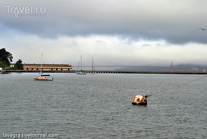 Форт Мэнсон в Сан-Франциско или куда  не доходит рядовой турист / США