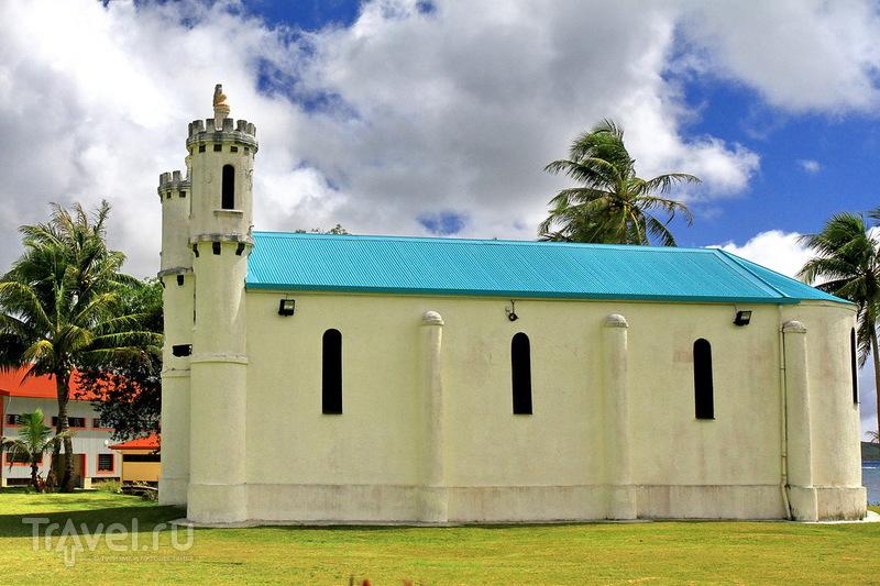 Новая Каледония, остров Лифу / Новая Каледония