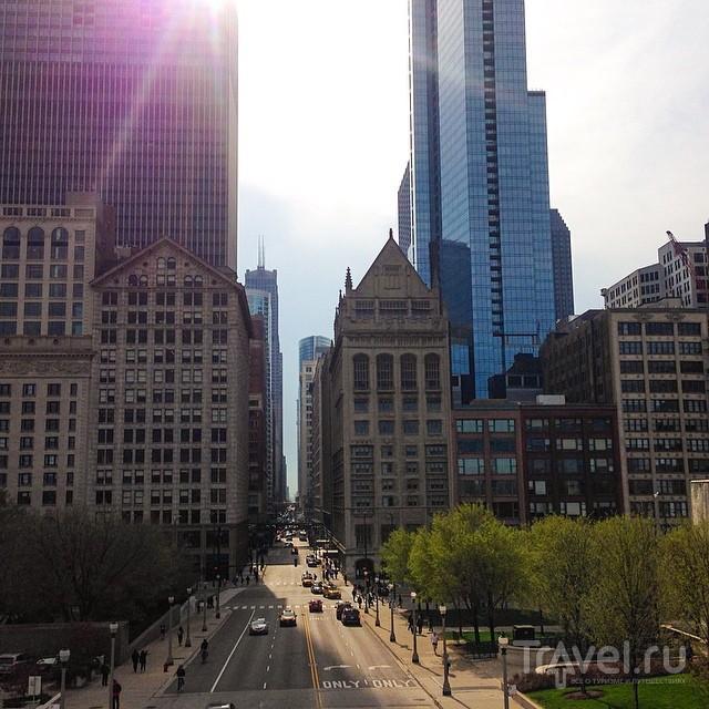 Чикаго, Индейцы, Вегас / США