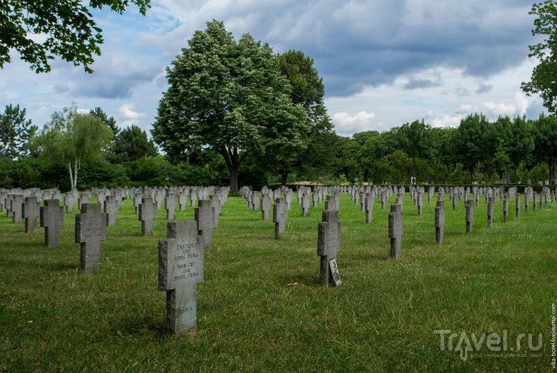 Soldatenfriedhof / Австрия