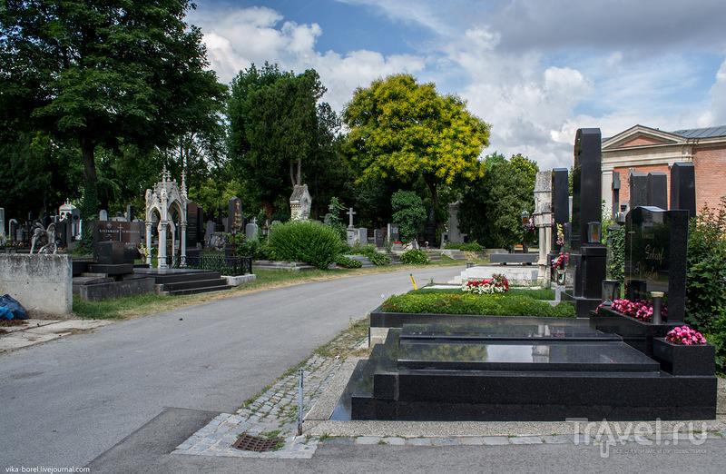 Wiener Zentralfriedhof / Австрия