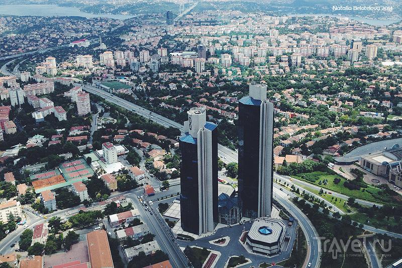 """Вид на Стамбул с башни """"Сапфир"""" / Турция"""