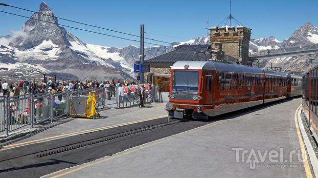 Десять мест в Швейцарии, которые нужно посетить / Швейцария