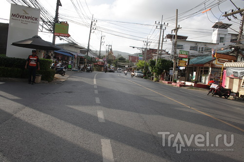 "Транспорт ""дождливого"" Пхукета / Таиланд"