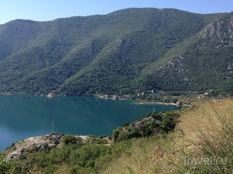 Бока Которска в Черногории: история в картинках / Черногория