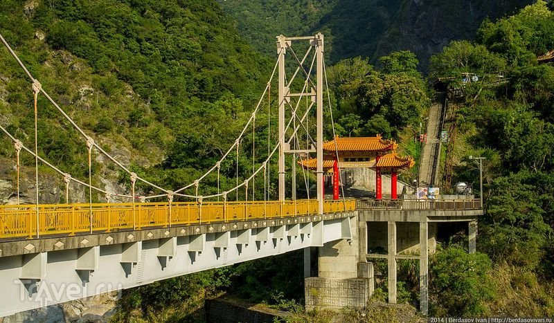 Национальный парк Тароко - 3500 м над уровнем моря / Фото из Тайваня