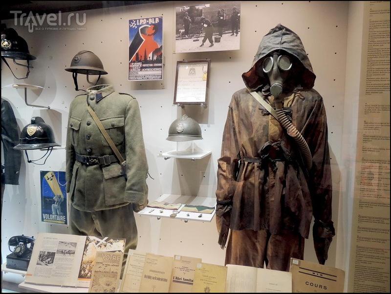 Бельгийский музей королевской армии. Зал бельгийской военной истории / Бельгия