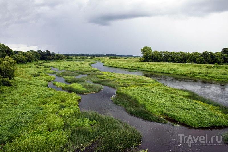 Дисна - самый маленький город Беларуси / Белоруссия