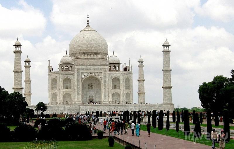 Сокровища Агры / Индия