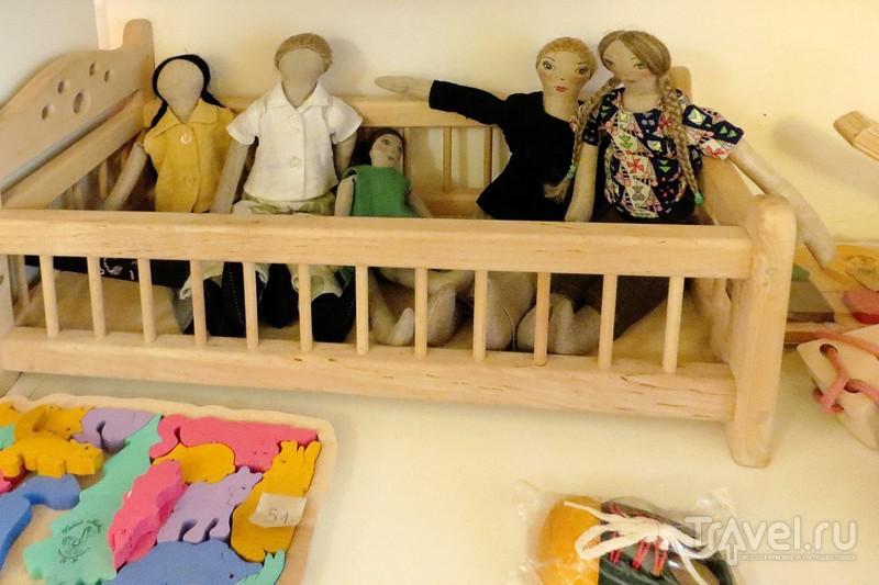 Музей игрушек в Вильнюсе / Литва