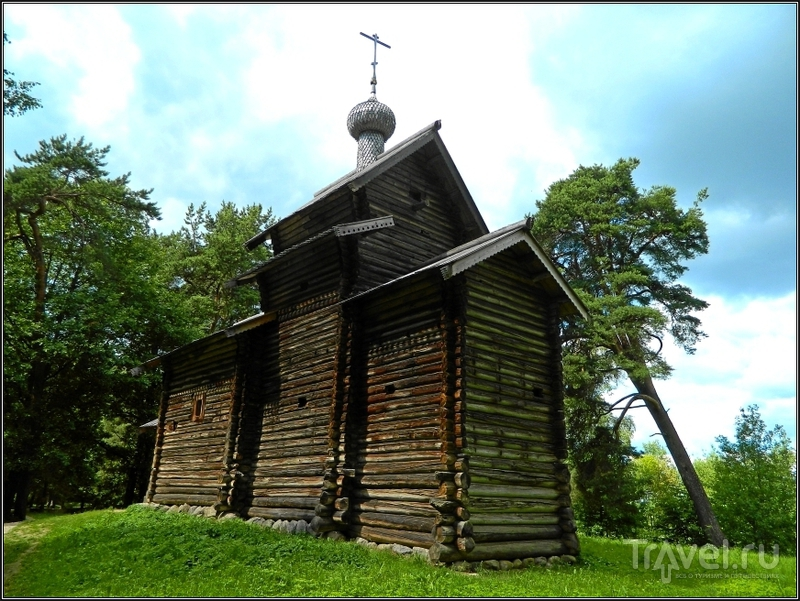 Великий Новгород. Витославлицы / Фото из России