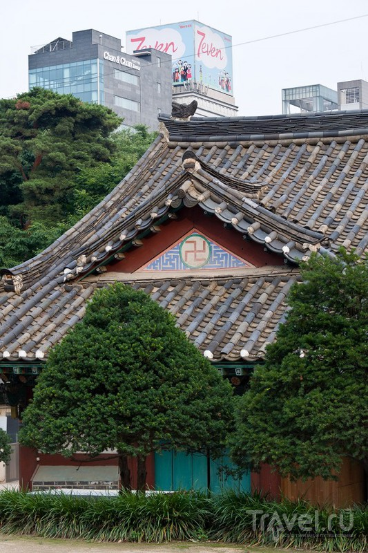 Южная Корея 2014: чем заняться в Сеуле / Южная Корея