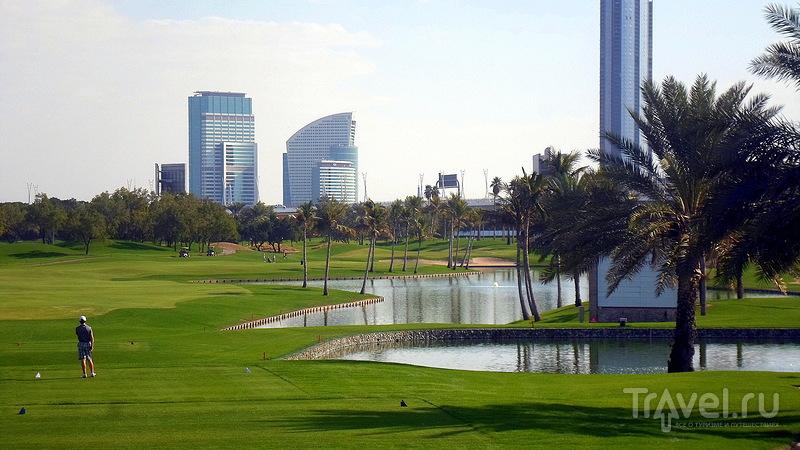 Яхт и гольф клубы в ОАЭ / ОАЭ