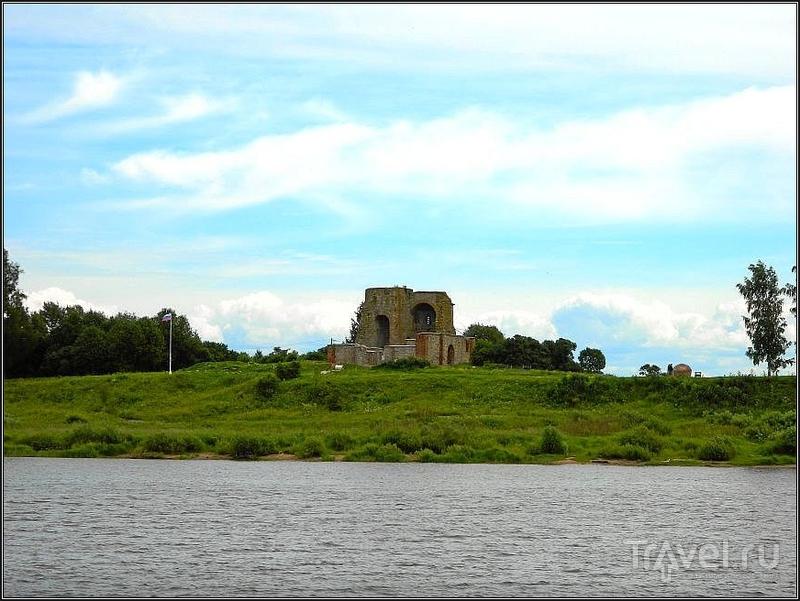 Великий Новгород. Юрьев монастырь и прогулка по Волхову / Фото из России