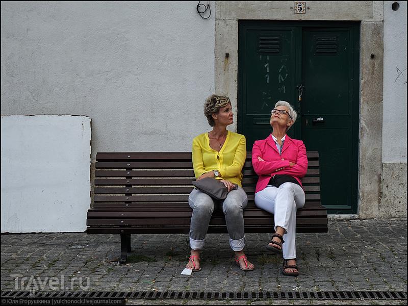 Лиссабон туристический / Португалия