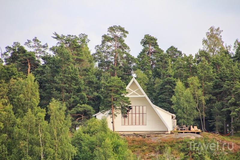 Летнее путешествие из Стокгольма / Швеция