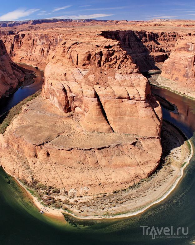 Аризона: Подкова (Horseshoe Bend) / США