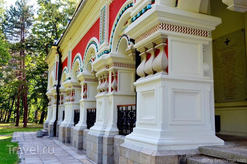 Храм-памятник Рождества Христова. Шипка / Болгария