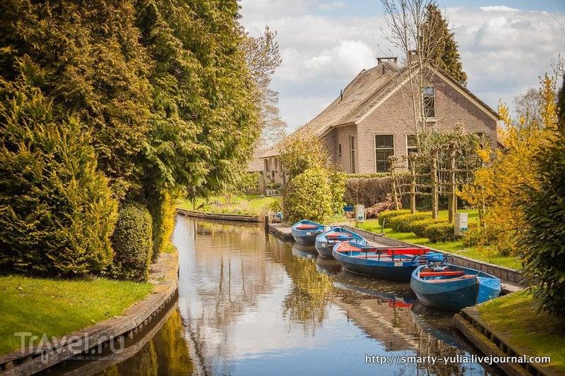 Гитхорн: Голландская Венеция / Фото из Нидерландов