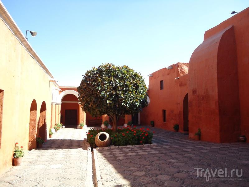 Перу: Арекипа - город вулканов / Перу