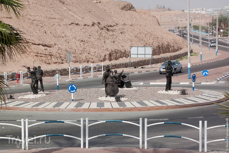 Израиль. Эйлат, парк Тимна и Мёртвое море / Израиль