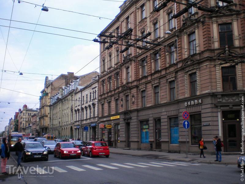 Нетуристическая Рига / Латвия