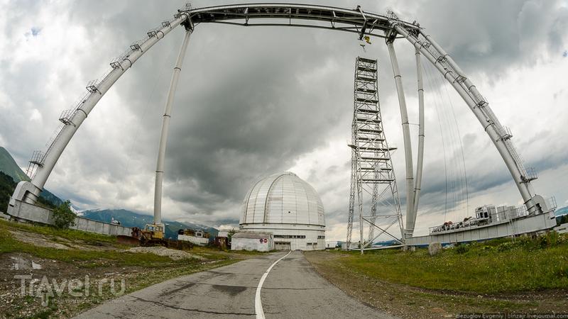 БТА - Большой Телескоп Азимутальный. Дорога к звездам / Россия