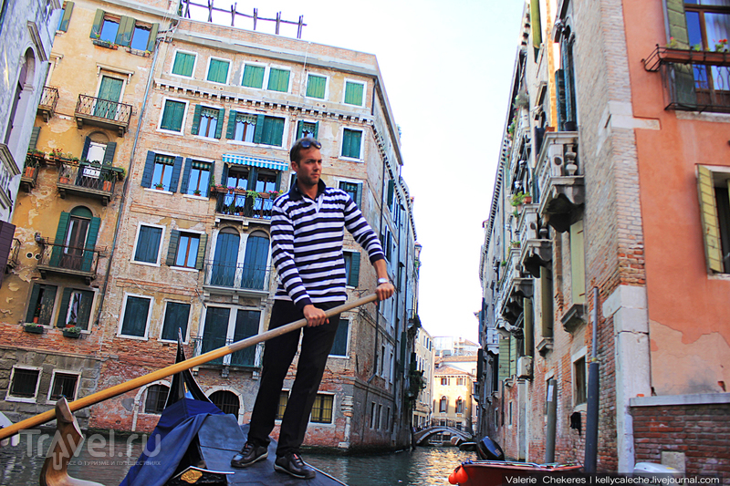 Транспорт в Венеции / Италия