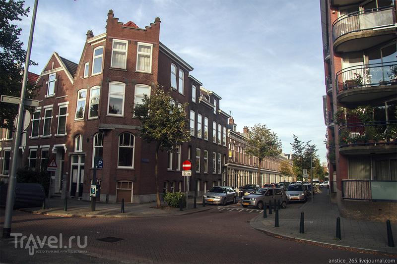Роттердам. Гетто / Нидерланды