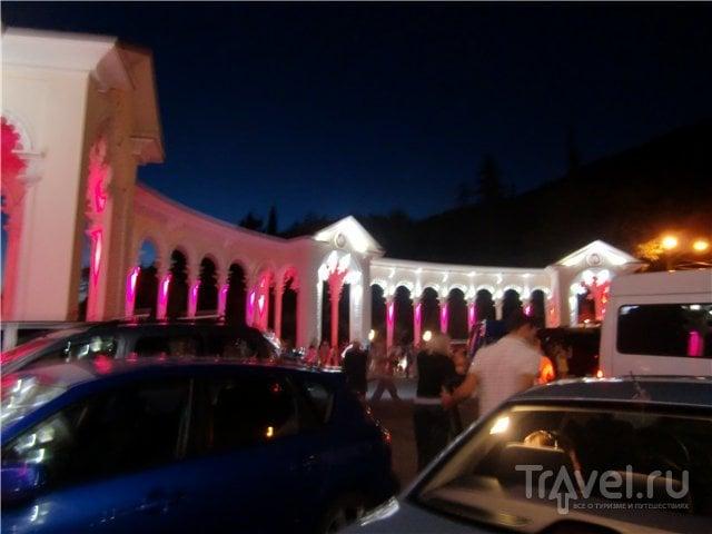 Гагры. Красота, природа и уродство города / Абхазия