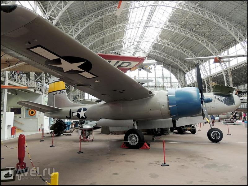 Бельгийский музей королевской армии и военной истории. Авиация / Бельгия