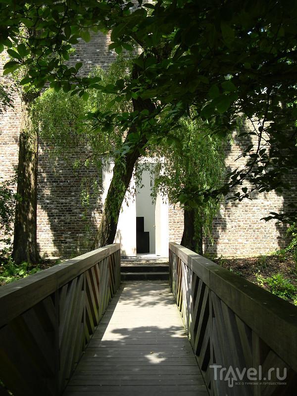Insel Hombroich: музей, слитый с природой / Германия