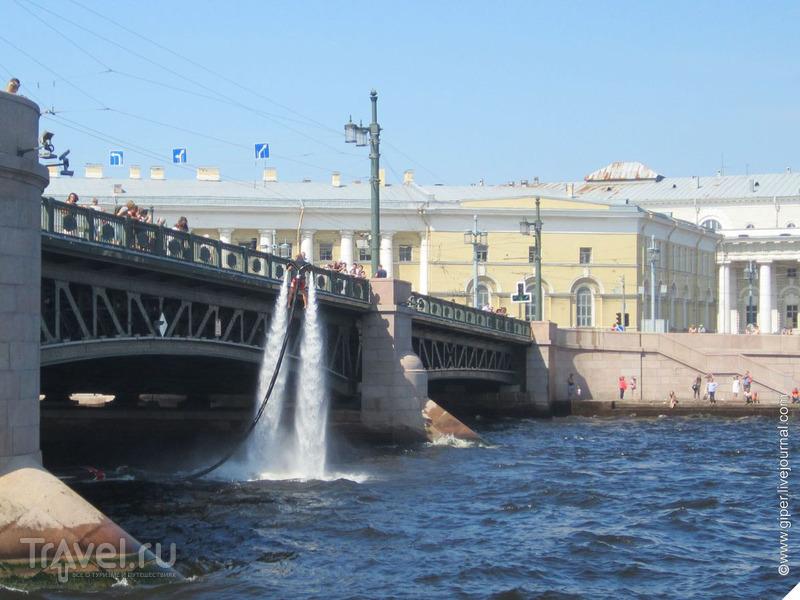 День Военно-морского флота России в Петербурге / Россия