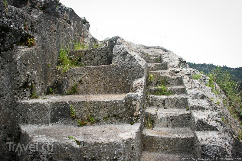 Куско - столица Империи Инков / Фото из Перу