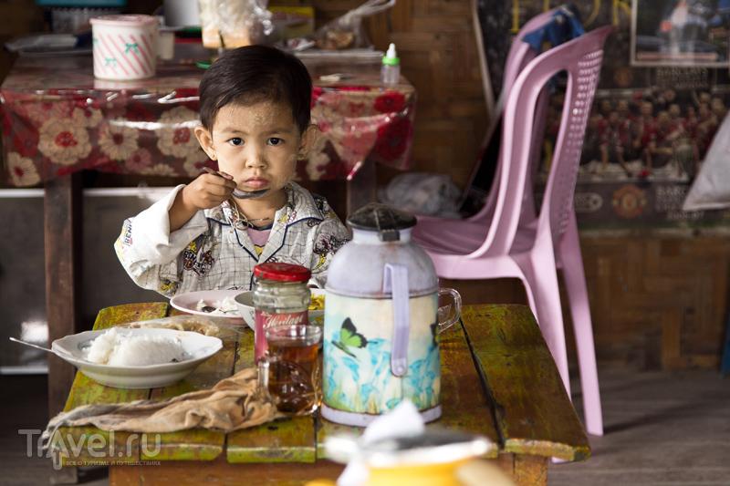 Дорога на озеро Инле и бирманский штат Шан / Мьянма