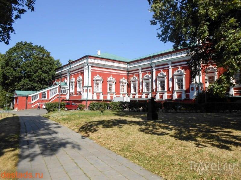 Небольшая прогулка по Москве - Новодевичий монастырь / Россия
