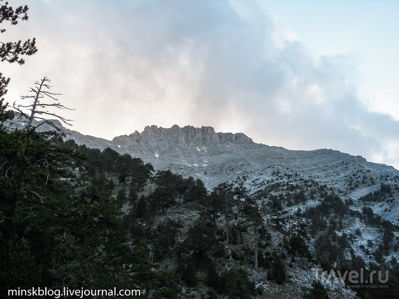 Олимп. Восхождение / Фото из Греции
