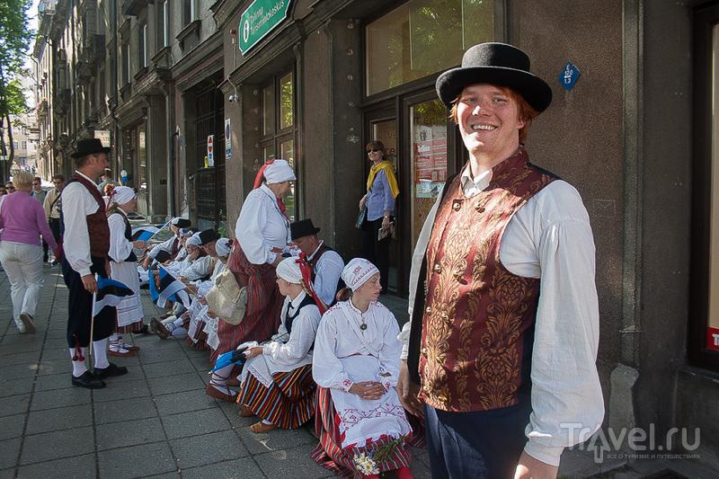Таллин. Великий Эстонский Праздник Когда Все Поют И Пляшут / Эстония