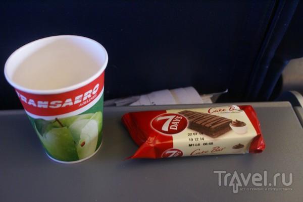 Авиакомпания Трансаэро. Отзыв / Россия