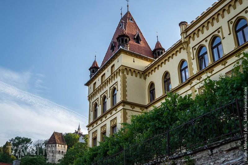 Сигишоара - родина графа Дракулы / Фото из Румынии