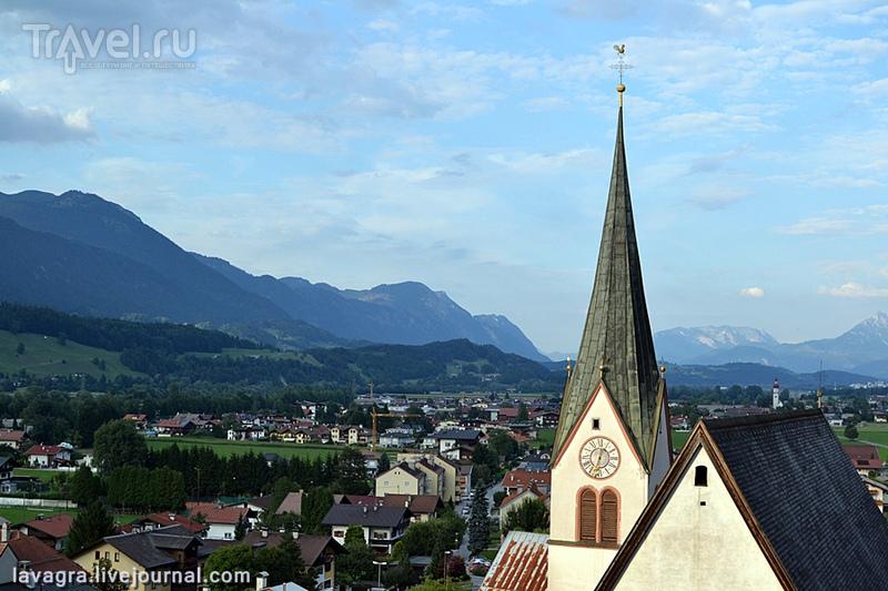 Раттенберг - случайный австрийский город по дороге или маленькое чудо Тироля? / Австрия