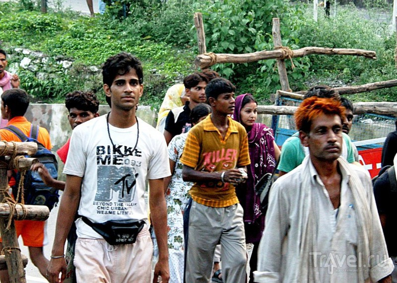 Путь паломника. Индия. Ришикеш / Индия
