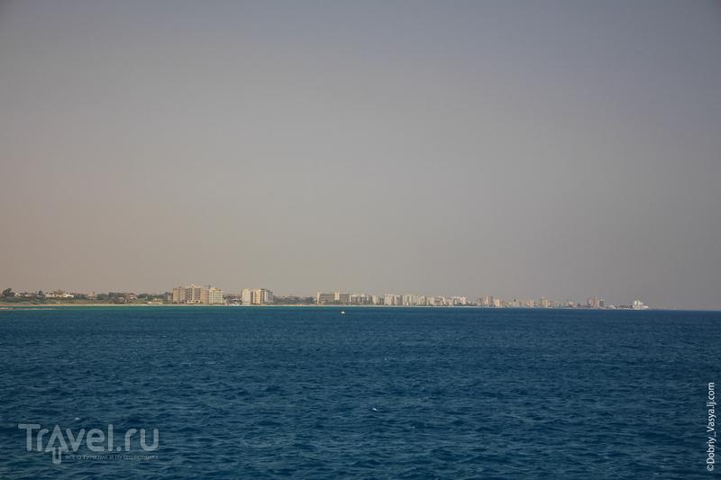 На катере вдоль Кипра / Кипр