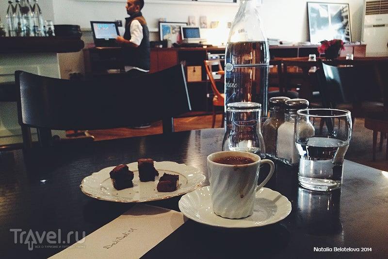"""""""Хипстерские"""" кафе и ресторанчики Стамбула / Турция"""