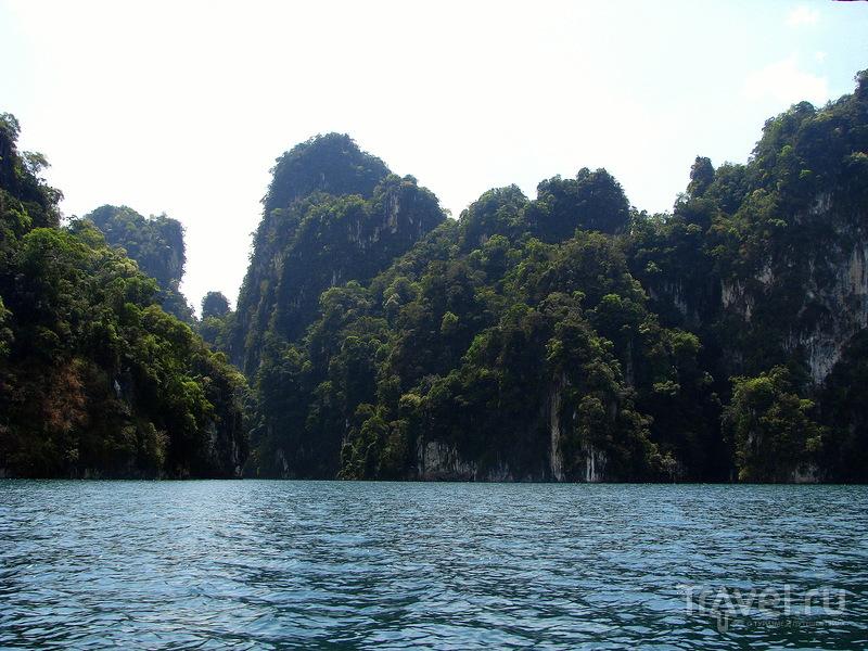 Царство Аватара - Khao Sok / Таиланд