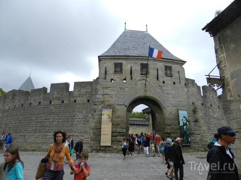 Крепость Каркассон / Франция