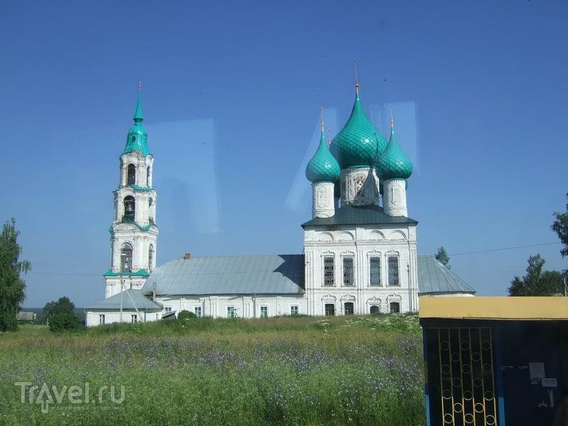 Церковь Воскресения, село Левашово, Ярославская область / Россия