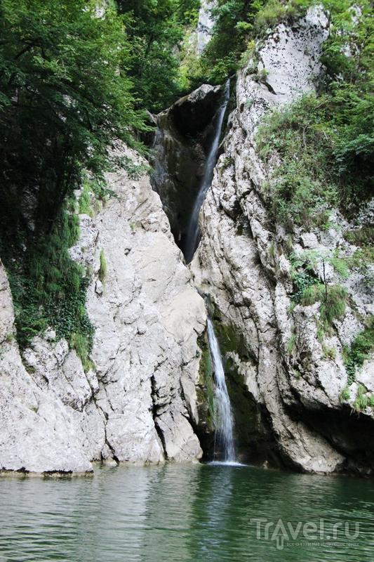 Сочи. Ахун - Агурские водопады / Россия