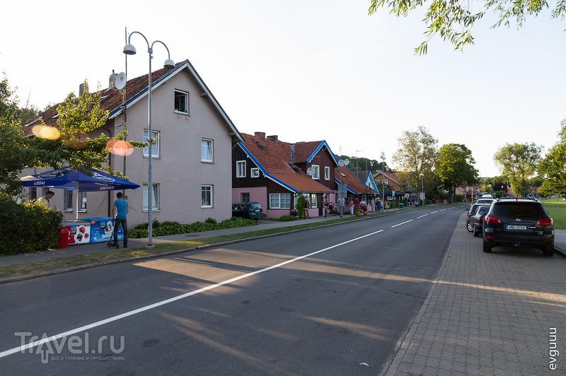 Литва. Паланга и Куршская коса / Фото из Литвы
