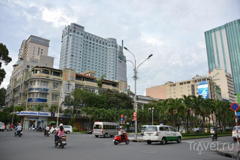 Сайгон - деловая столица Вьетнама / Фото из Вьетнама